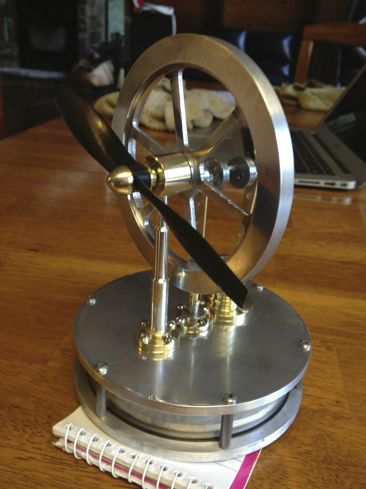 Coffee Cup Stirling Engine Corbin S Treehouse