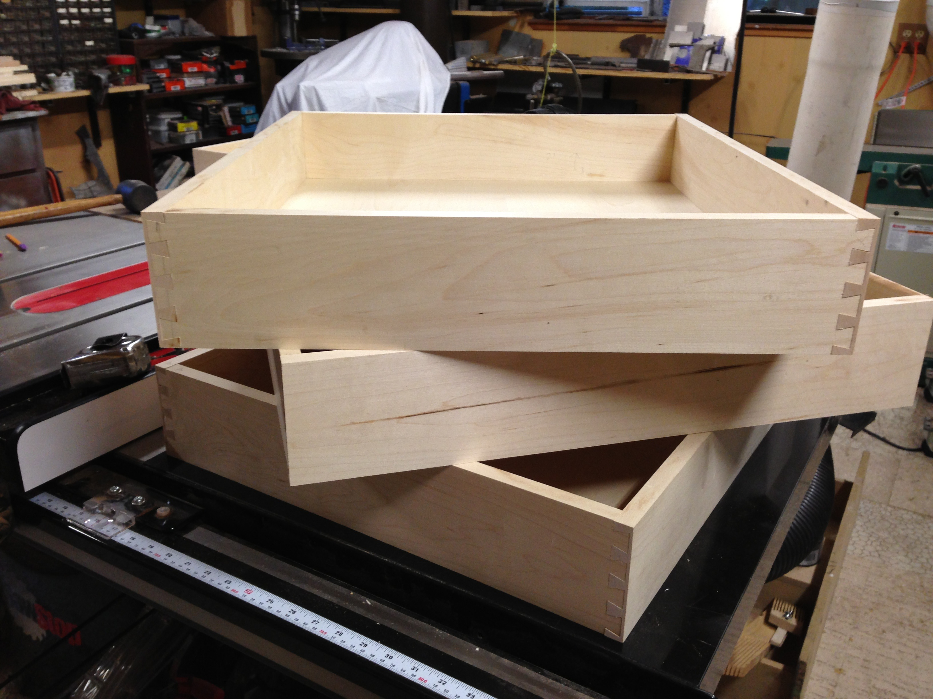 How to build a bathroom cabinet with drawers 28 images - Making wood drawers ...