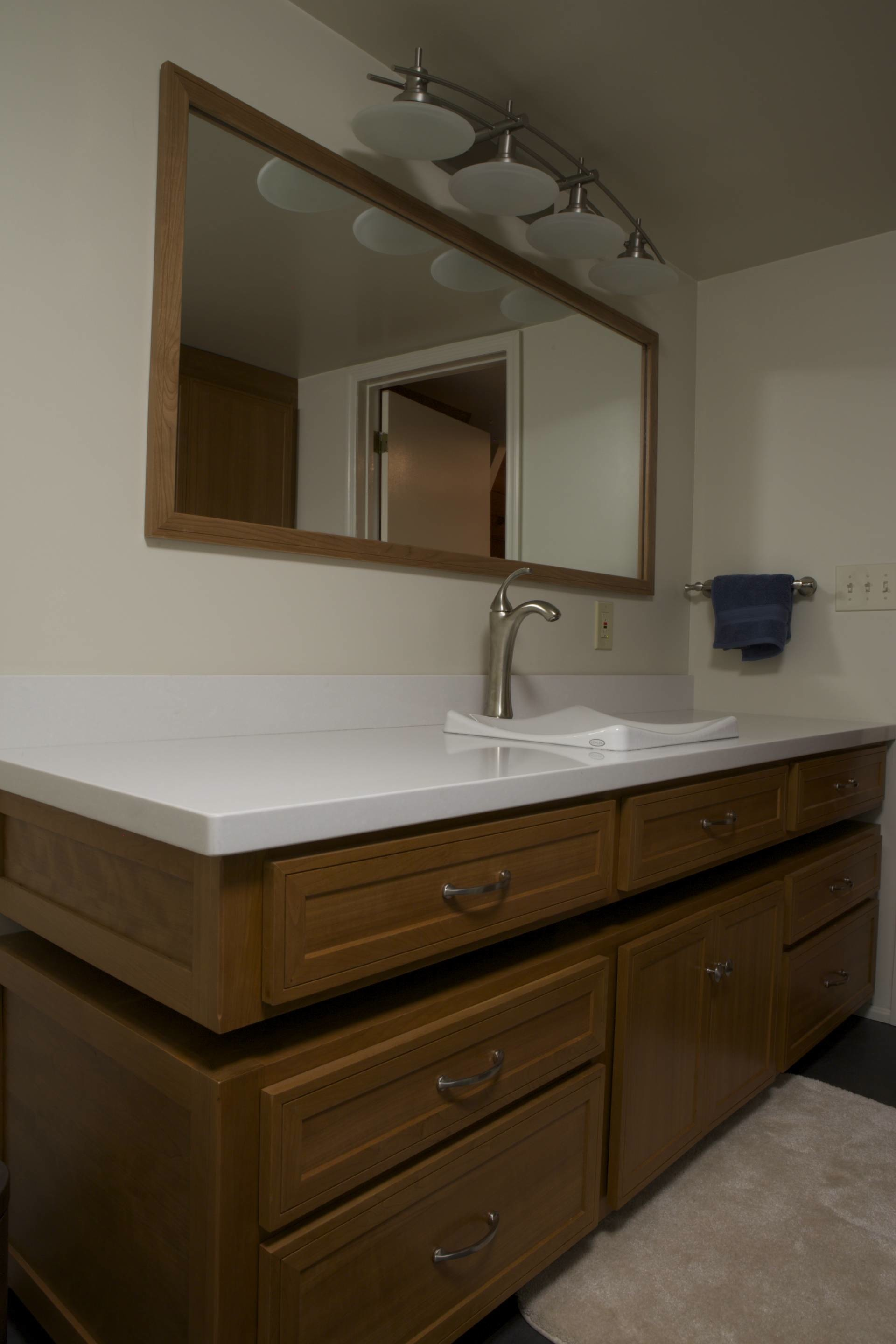 Left Side Sink Vanity : Small Bathroom Vanity Clearance Bathroom Sink Clearance Small Bathroom ...