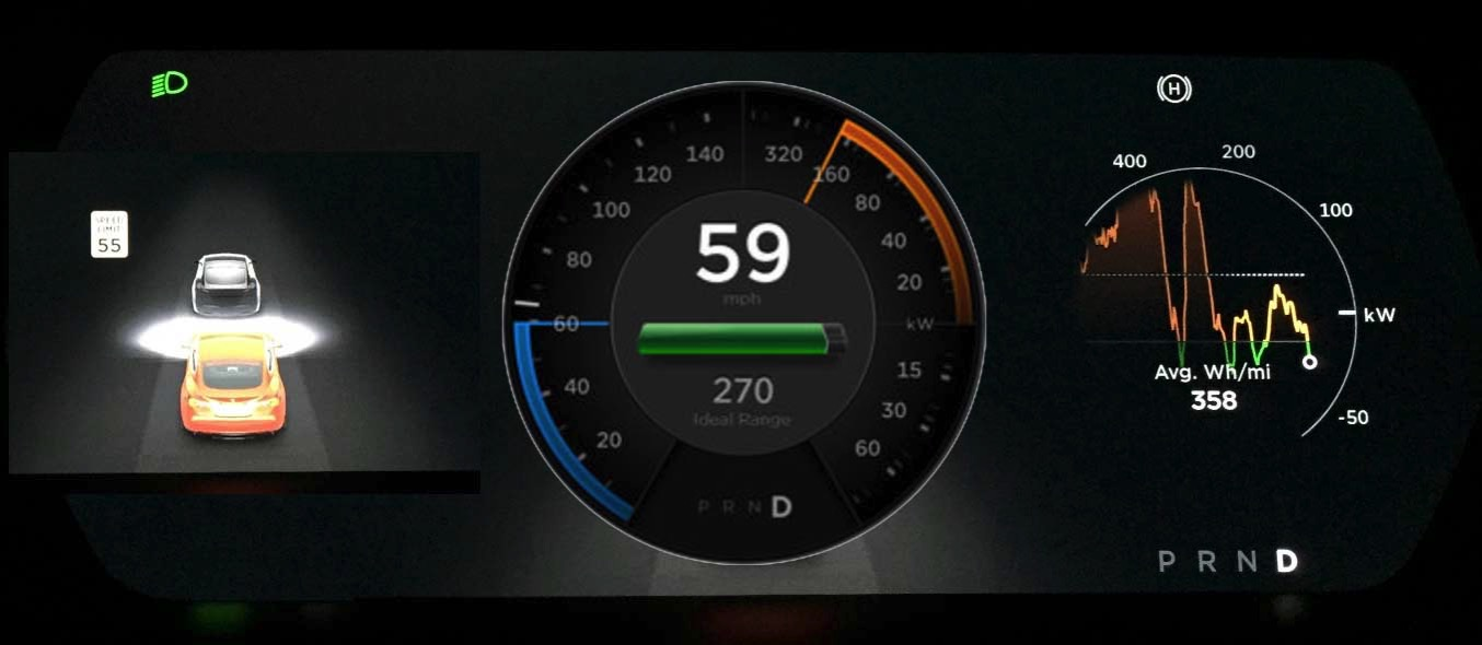 Tesla Os 7 Has Serious Usability Problems Combined With A Hit From The Ugly Stick  U2013 Corbin U0026 39 S