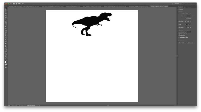 Illustrator of Dino