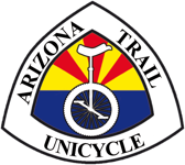 The Arizona Trail By Unicycle