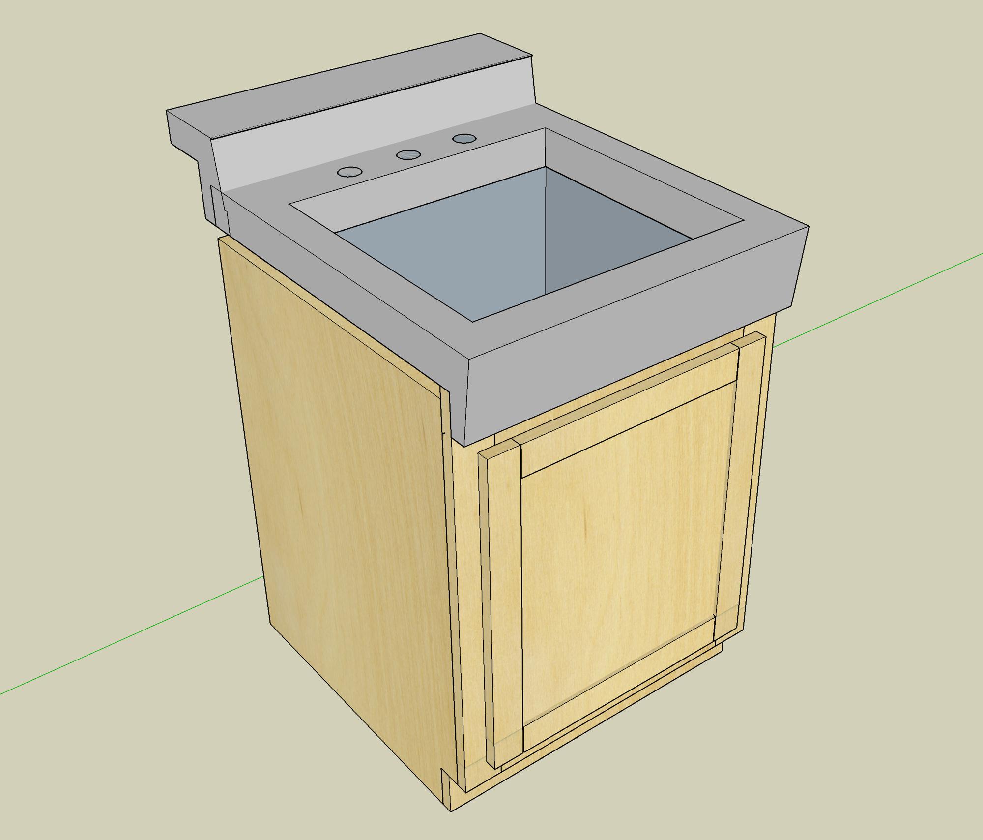 Utility Sink Model