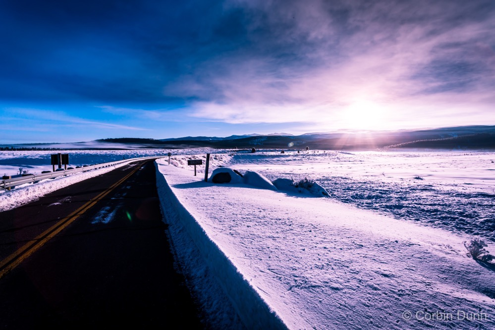 Truckee Sunrise photography photos